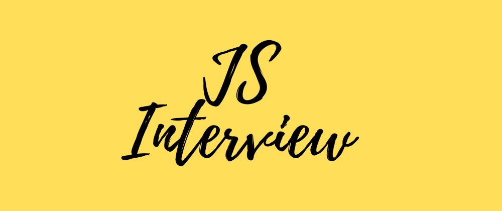 Cover image for 🎯 JS Interview Checklist - Part 2 (Advanced)