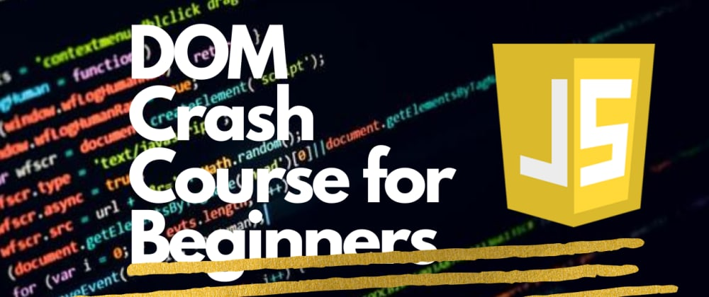 YouTube Video | DOM Crash Course -1