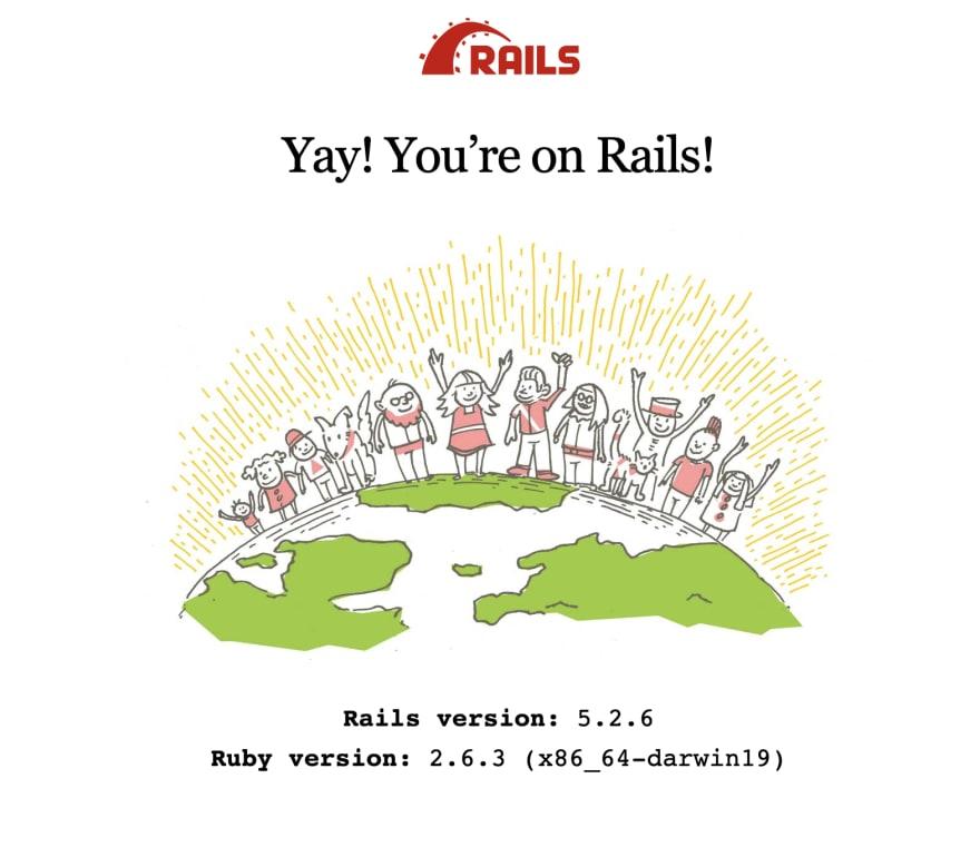 rails-start-server