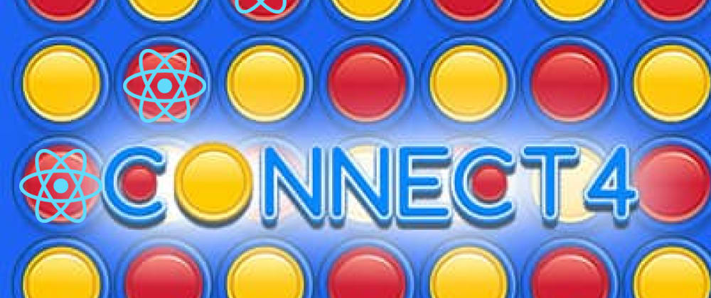 Cover image for Build  Connect4 in React