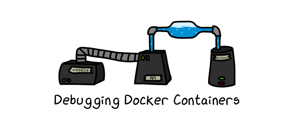 Cover image for Debugging Docker Containers