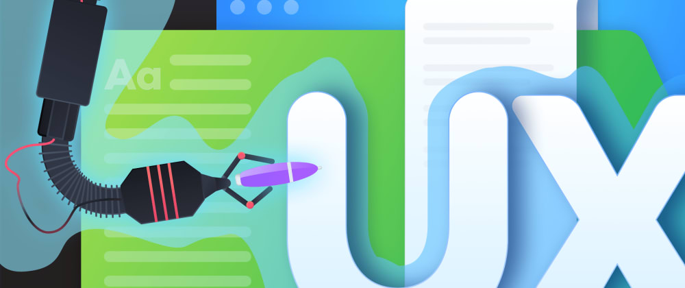 Cover image for 🙅 Check out 6 common UX writing mistakes to avoid in 2021