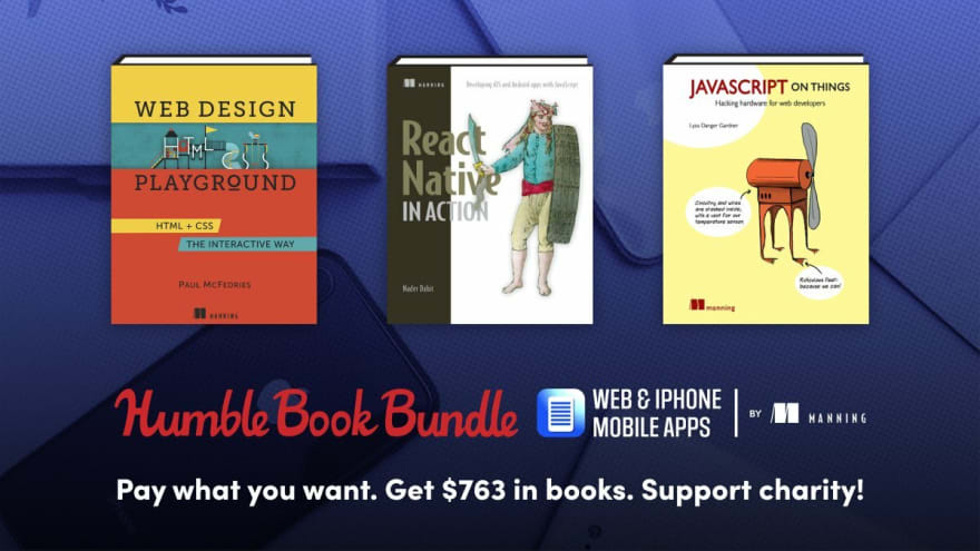 Web & iPhone Mobile Apps eBooks Bundle by Manning Publications