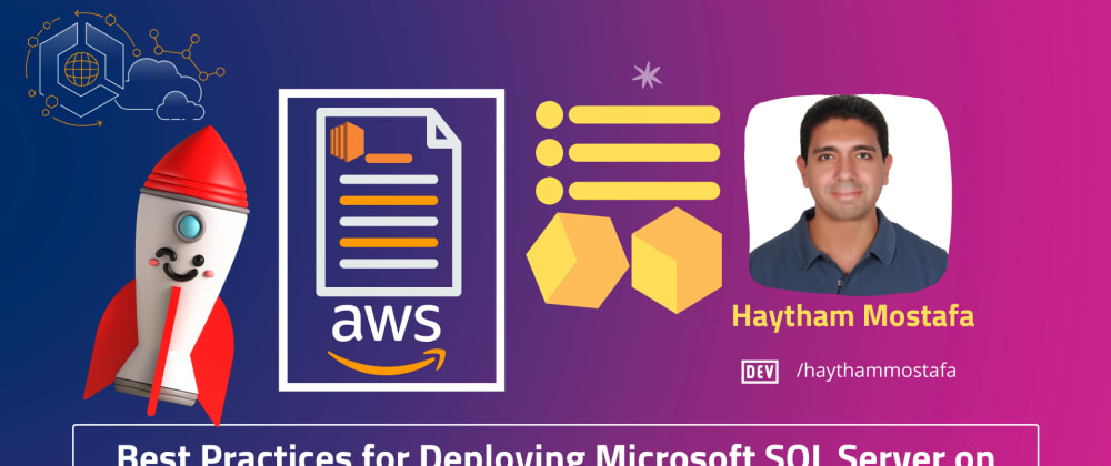 Cover image for Best Practices for Deploying Microsoft SQL Server on Amazon EC2 | AWS White Paper Summary