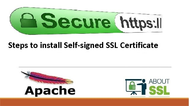 SSL Certificate ready.