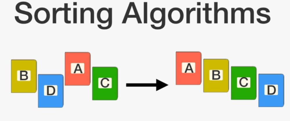 Cover image for Sorting Algorithms in Python