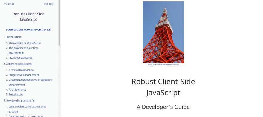 Robust Client-Side JavaScript