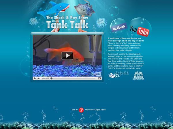 tank talk