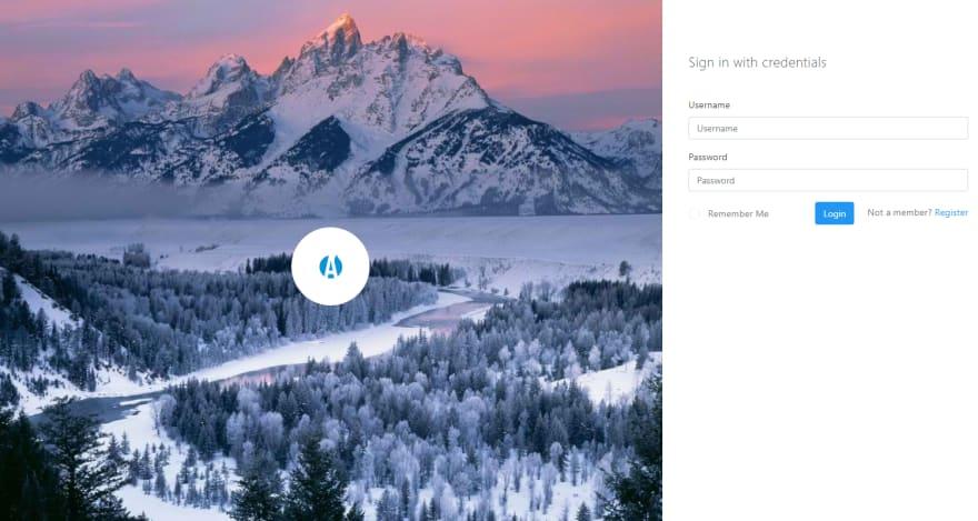 Django Dashboard Adminator - Open-Source Admin Panel coded in Django Framework.