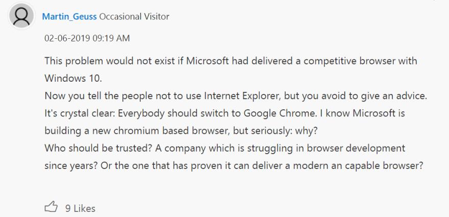 microsoft review
