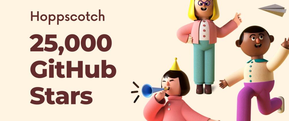 Cover image for Hoppscotch Celebrating 25,000 GitHub Stars ✨