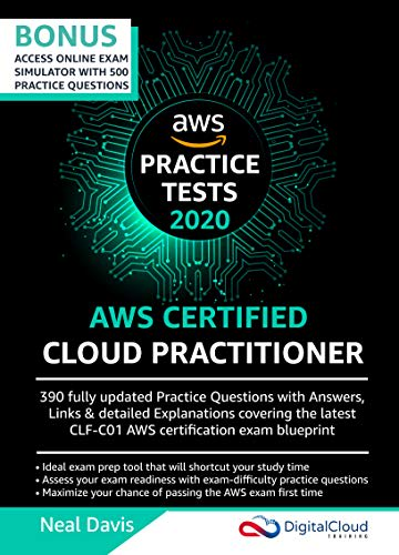 AWS Certified Cloud Practitioner practice tests 2020