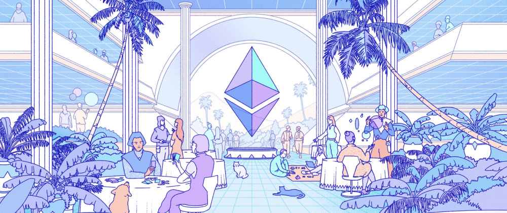 Cover image for How to write your first decentralized app - scaffold-eth Challenge 1: Staking dApp
