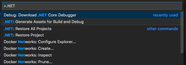"""alt=""""generate required vscode debug and build assets"""""""