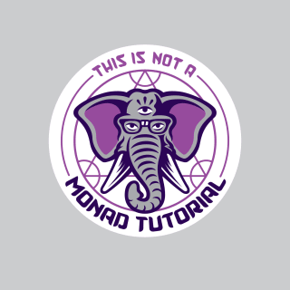This Is Not A Monad Tutorial logo