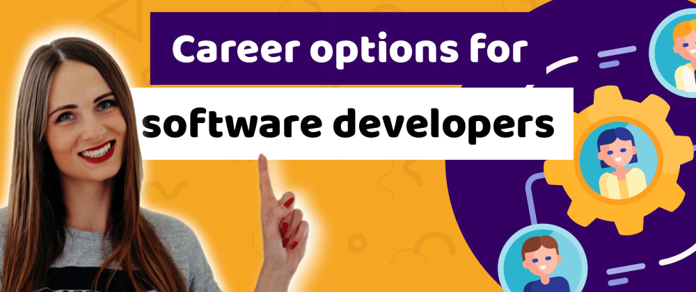 Cover image for 3 types of employment that available for you as a software developer