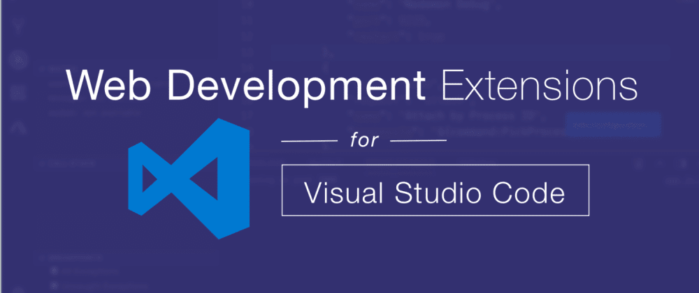 Cover image for My VSCode Extensions