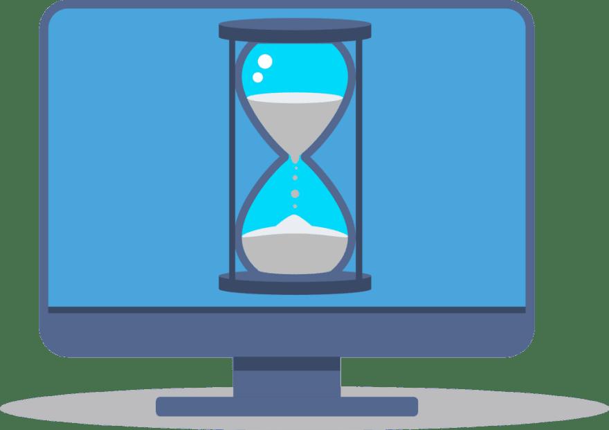 Image of hour glass