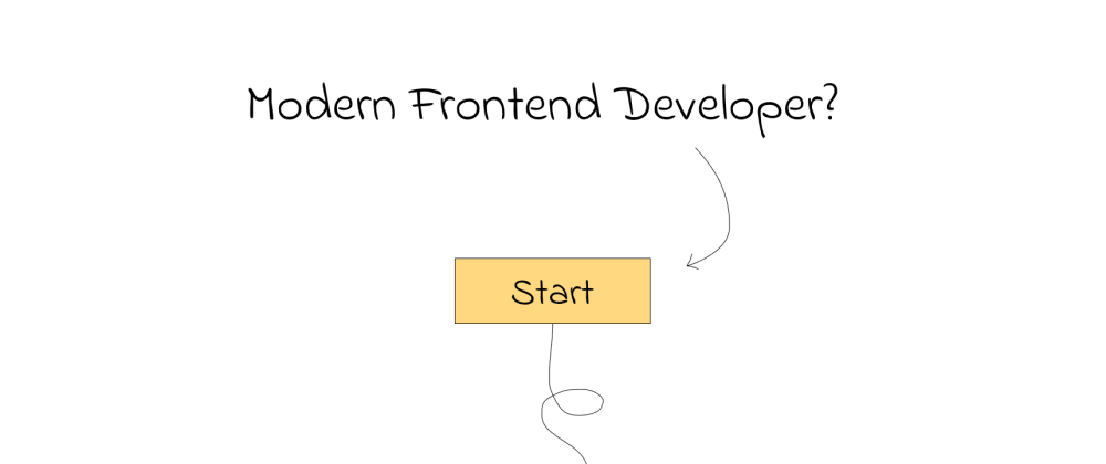 Cover image for Step By Step Guide To Become Modern Frontend Developer In 2021