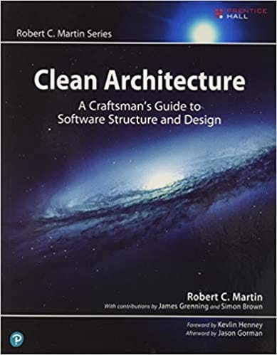 Clean Architecture Craftsman Software Structure cover