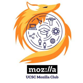 Mozilla Club of UCSC logo