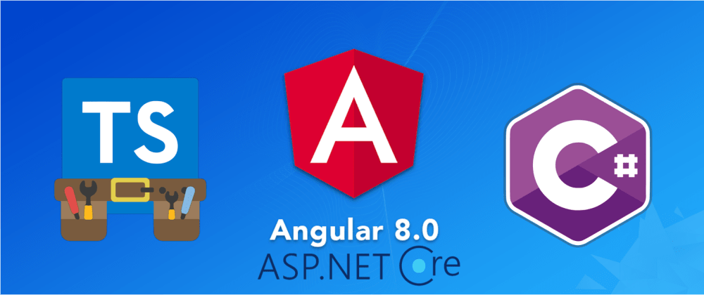 Cover image for Implementing a Angular project with AspNet Core