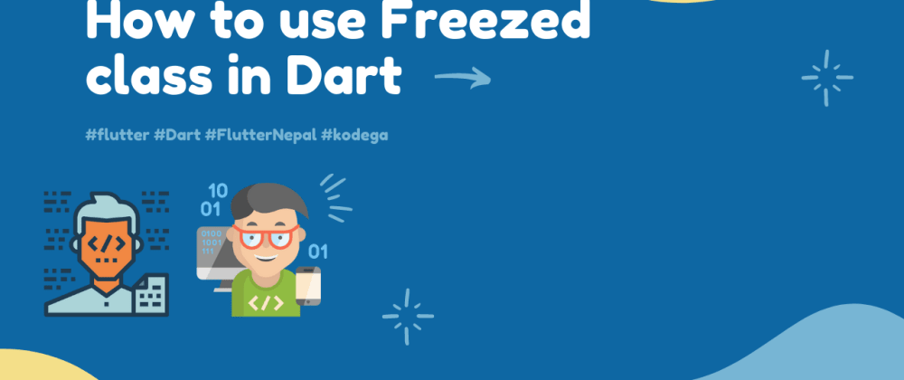 Cover image for Freezed in Flutter