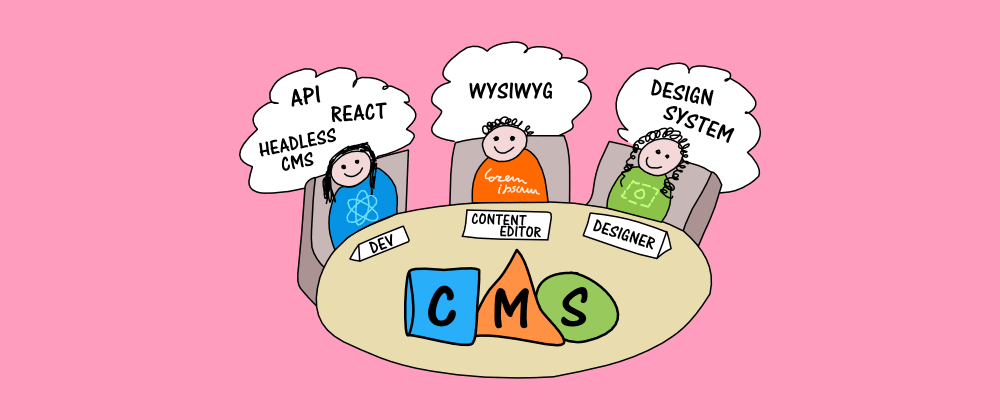 Cover image for The shape of the CMS to come
