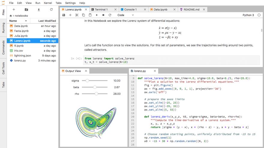 Upgrading to JupyterLab on Ubuntu