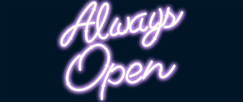 Cover image for Make a flickering Neon SVG animation from scratch w/ Illustrator, React & Emotion