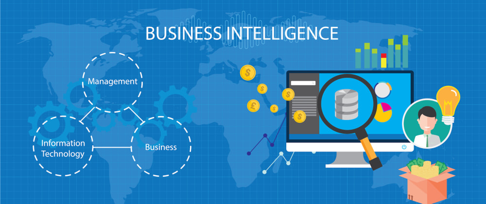 Cover image for How Business Intelligence Can Elevate Your Business Progress Vigorously  In 2021