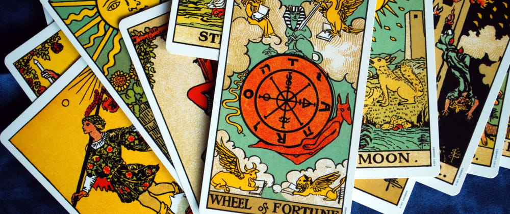 Cover image for What does Tarot reading have to do with coding?