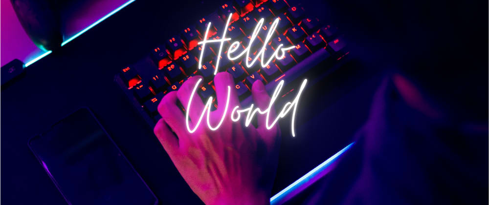 Cover image for Hello world
