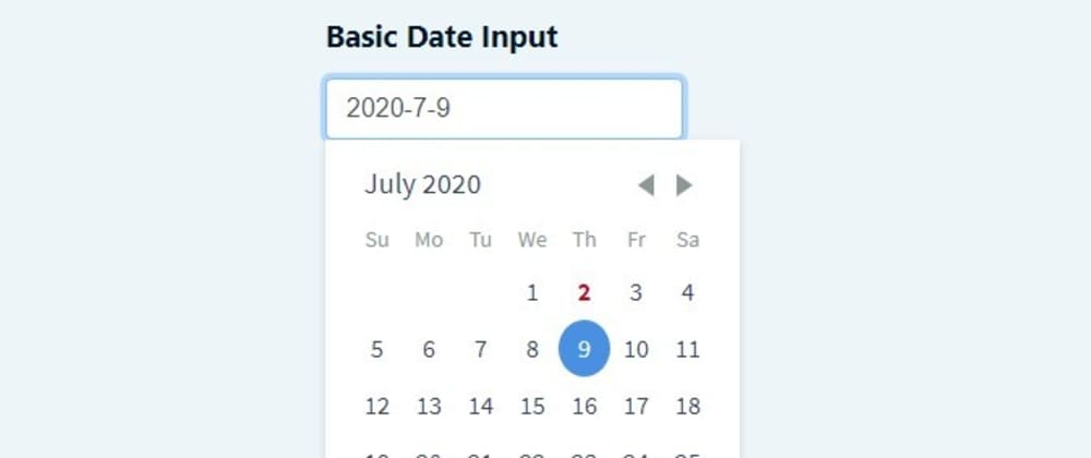 Cover image for React Datepicker Tutorial with Top 2 Datepicker Libraries