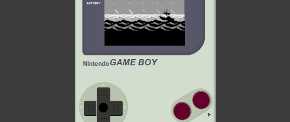 Cover image for Gameboy running the Legend of Zelda link's awakening intro and the Pokemon Blue Intro.