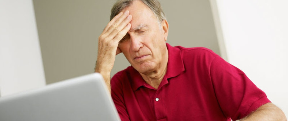 Cover image for Why Older People Struggle In Programming Jobs