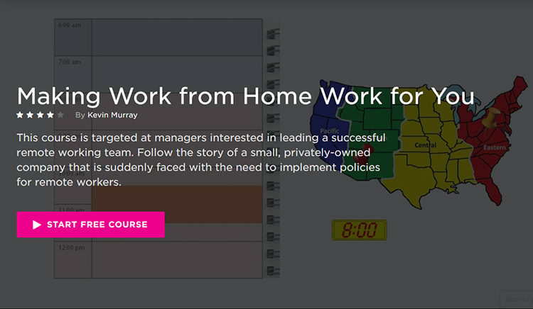 Making Work From Home Work For you