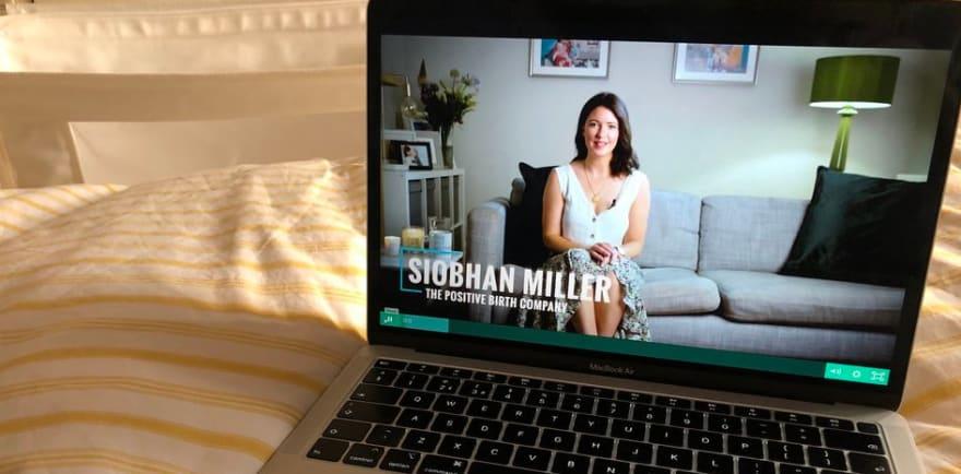 The Positive Birth Company video still