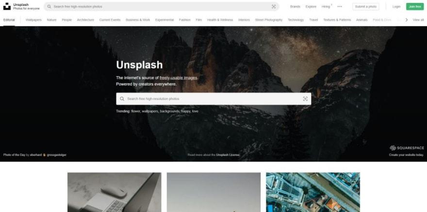 www.unsplash.com