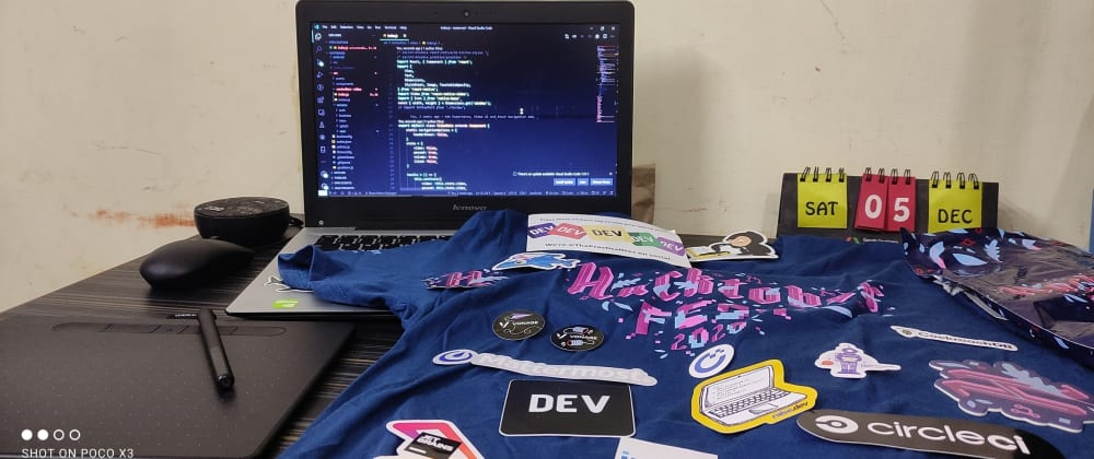 Cover image for Hacktoberfest Swags 💯