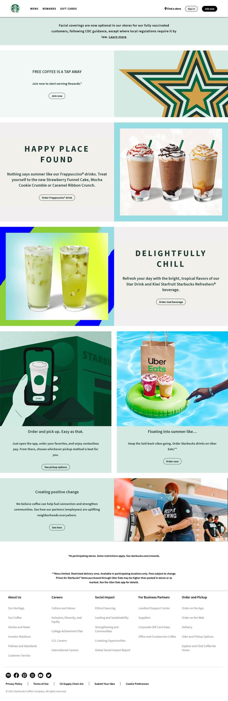 Starbucks-Coffee-Company-Clone