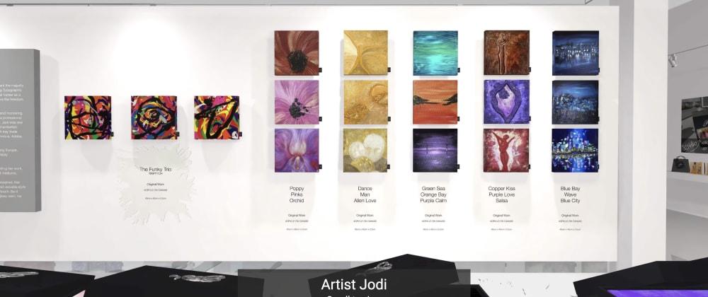 Cover image for ArtistJodi.com