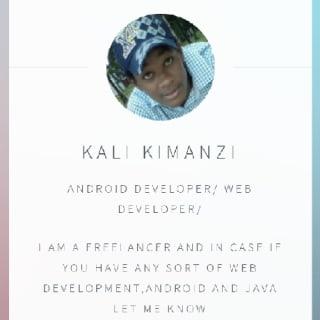kali kimanzi profile picture