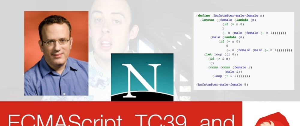 Cover image for ECMAScript, TC39, and the History of JavaScript