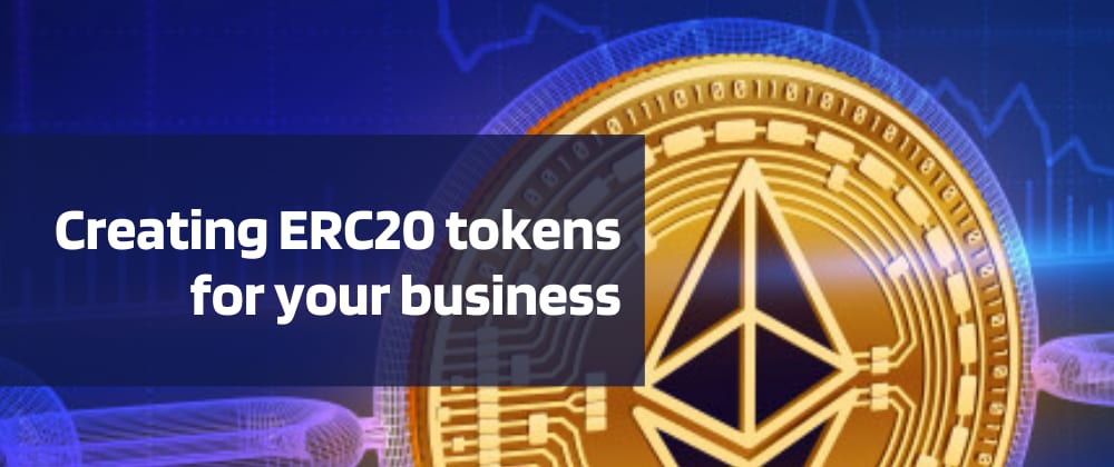 Cover image for How to Create ERC20 Token? - An Exclusive Guide For Crypto Startups