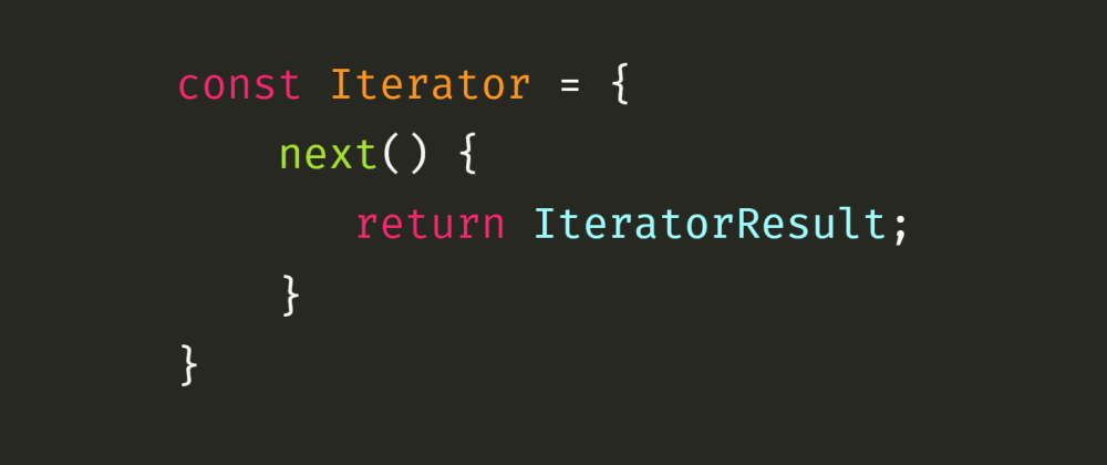 Cover image for JavaScript Iterators and Generators: Synchronous Iterators