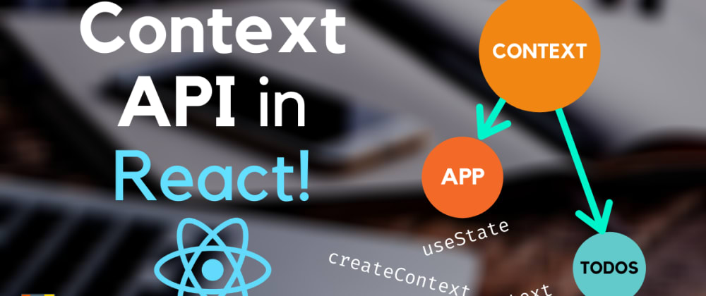 Cover image for ♻️ Context API in React! | Switch to it NOW!