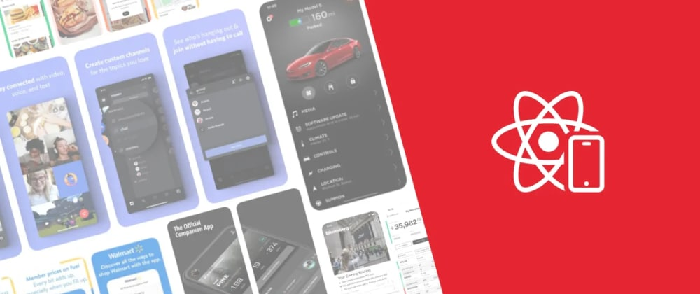 Cover image for 50 Examples of Great React Native Apps in 2021