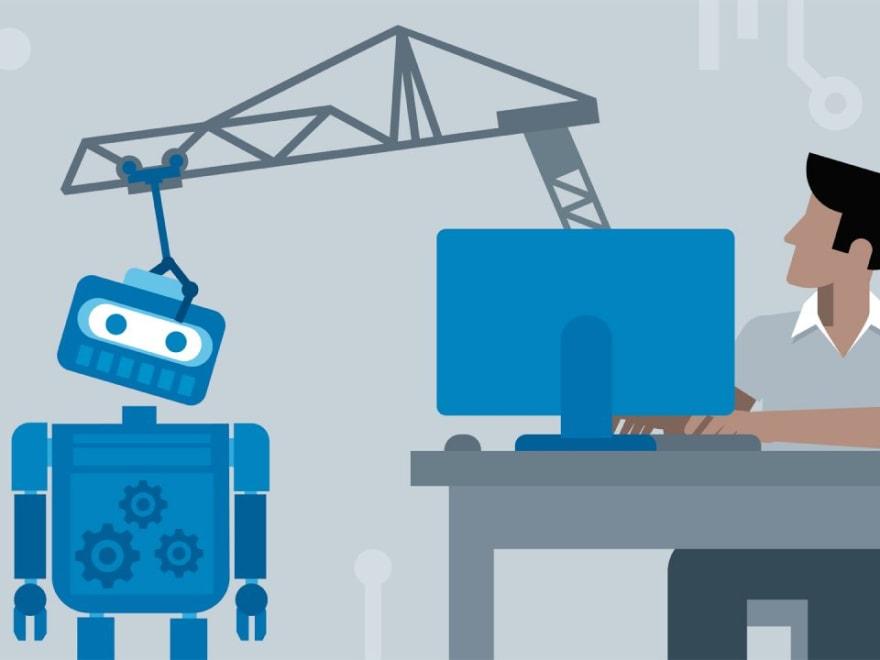 web scraping bot