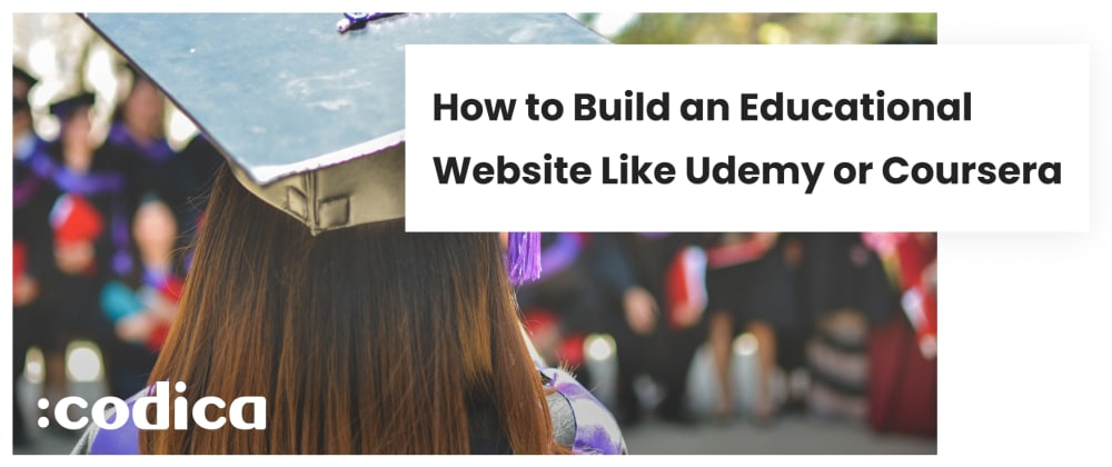 Cover image for How to Build an eLearning Platform Like Udemy or Coursera